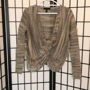 Jessica Simpson Crisscross Sweater